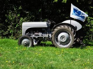 Massey Fergusson tractor