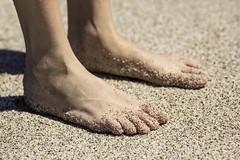 Sandy Feet (Mabry Campbell) Tags: fourseasons mexico nayarit puntamita rivieranayarit beach coast coastal feet fineartphotography image photo photograph photography sand stockimage tropics f45 mabrycampbell march 2014 march12014 20140301h6a9902 200mm ¹⁄₂₅₀₀sec 100 ef200mmf28liiusm