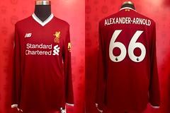 Liverpool.2017-2018.English Premiership.1st (Elite version).66.Trent Alexander-Arnold (sk83964) Tags: shirt football liverpool 2017 2018 english premiership trent alexander arnold