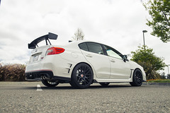 "WORK Emotion M8R - Subaru STI RA • <a style=""font-size:0.8em;"" href=""http://www.flickr.com/photos/64399356@N08/28328059618/"" target=""_blank"">View on Flickr</a>"