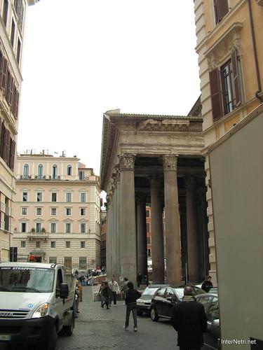 Пантеон, Рим, Італія InterNetri Italy 111
