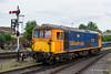 73136 20180518 Kidderminster SVR (steam60163) Tags: kidderminster svr severnvalleyrailway dieselgala