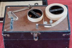 DSCF4257.jpg (RHMImages) Tags: morsecode xt2 radios benicia bug fuji key restoration historic fujifilm hamradio