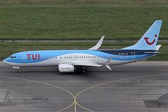 TUI Fly Deutschland Boeing 737-8K5 D-ATUJ (c/n 39923) (Manfred Saitz) Tags: vienna airport schwechat vie loww flughafen wien tui fly deutschland boeing 737800 738 73w b738 datuj dreg