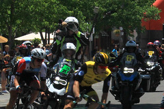 How Do I Get That Job? (DA Edwards) Tags: california amgen northern tour amgentoc toc bicycle bike race sacramento 18th street heat peloton motorcycle cameraperson insane spring 2018 da edwards photography color