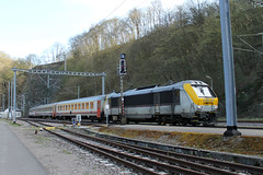 IMG_4880 (luxtrains) Tags: 3000 cfl kautenbach ic luxembourg liers