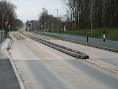 Busway Guides (TheTransitCamera) Tags: vantage busway guidedbusway brt leigh england