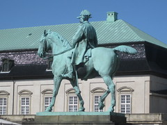 sweden (cloversun19) Tags: stockholm sweden europe city statue horse town street house museum roof sky windows walking travel tourism building sculpture architecture rider iron copper monument citytour excursion trip outing sightseeing guidedtour outdoor sun morning story