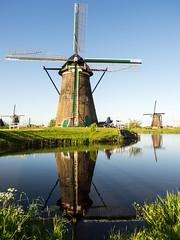 Kinderdijk (amsterdameric) Tags: molens mills holland flickrtravelaward hollandtravel travelholland
