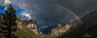 Double Rainbow - Yosemite National Park