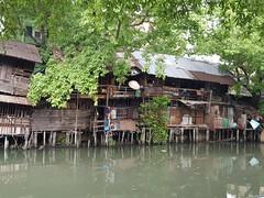 Along the Klong (AN07) Tags: thailand klong bangkok