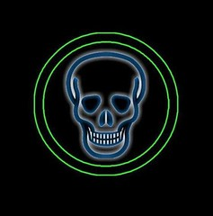 Photo (FearfulHollowSkulls) Tags: the fearful skull