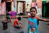 Together (SaumalyaGhosh.com) Tags: people color kids fun india kolkata street streetphotography xt2 doors