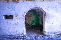 No Return (Steven Strasser) Tags: africa westafrica ghana elmina castle slaves cell history slavery