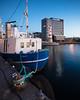 Malmö I (Gustaf_E) Tags: fyr inrefyr kväll lighthouse malmö malmöhögskola skåne stad studio sverige sweden universitetsbron vår