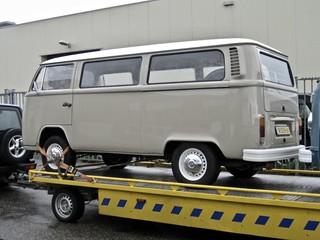 1979 VOLKSWAGEN Transporter T2 Minibus