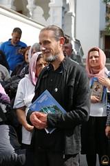 13. Паломники из Сербии в Лавре 15.05.2018 г