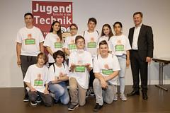 "Jugend forscht in der Technik 2018 • <a style=""font-size:0.8em;"" href=""http://www.flickr.com/photos/132749553@N08/40381943720/"" target=""_blank"">View on Flickr</a>"