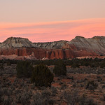 Grand Staircase Escalante - Pastel Evening Sky thumbnail