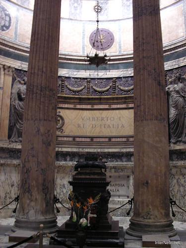 Пантеон, Рим, Італія InterNetri Italy 142
