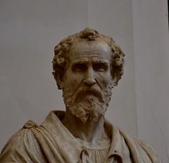 Sguardo dal passato (Colombaie) Tags: santagostino orvieto museo modo barocco statua scultura apostoli profeti marmo manierismo