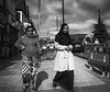 Multi-cultural (GBRphotography) Tags: streetphotography streetstyle streetphoto multicultural bnw blackwhite bnwphotography