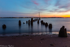 Conference House Park, Staten Island, New York (superpugger) Tags: conferencehousepark statenisland statenislandoutdoors arthurkill raritanbay rottingpiers abandoned g1xmarkii