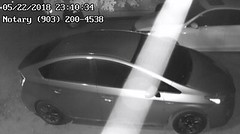 warning mail (Driveway Quinlan TX) Tags: driveway camera