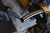 Get Bent (44 Bikes) Tags: 44bikes custombicycle mountainbike framebuilding marauder titanium
