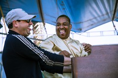 French Quarter Fest 2018 - Russell Batiste Jr.