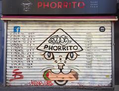 Phorrito (david ross smith) Tags: paris france graffiti art ad poster sign signage 11tharr 11tharrondissement text