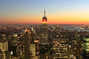Top of the Rock (RunningRalph) Tags: empirestatebuilding manhattan night noflash rockefellercentre skyline topoftherock newyork verenigdestaten us