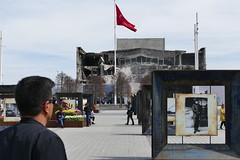 Look to the past (JB Fotofan) Tags: lumixfz1000 atatürk streetphotography streetfoto taksim istanbul turkey türkiye türkei