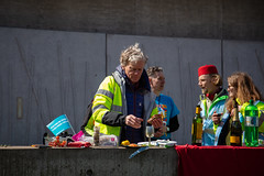 #POP2018  (212 of 230) (Philip Gillespie) Tags: pedal parliament pop pop18 pop2018 scotland edinburgh rally demonstration protest safer cycling canon 5dsr men women man woman kids children boys girls cycles bikes trikes fun feet hands heads swimming water wet urban colour red green yellow blue purple sun sky park clouds rain sunny high visibility wheels spokes police happy waving smiling road street helmets safety splash dogs people crowd group nature outdoors outside banners pool pond lake grass trees talking bike building sport