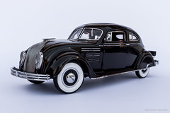 Chrysler Airflow (Ken Hendricks and Larry Patchett) Tags: franklinmint limitededition 1934 chrysler airflow 124scale diecast model car