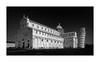 Pisa en byn (Duomo)... (protsalke) Tags: panoramic pisa tower monochromatic byn bw lights shadows architecture luces sombras arquitectura italy nikon duomo panorama blancoynegro
