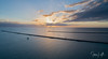 2018 - 04_25 - Drone - Outer Harbour - Sunset 06 (stevenlazar) Tags: 2018 drone ocean water phantom4pro outerharbour australia beach southaustralia clouds