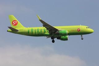 A320-200  VP-BOJ