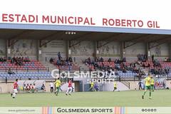 Ribarroja C.F. 5 - 0 Huracán Moncada C.F. Fotos: Sergio Alós
