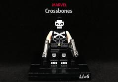 Crossbones (L1n6zz) Tags: poppunkmunky crossbones marvel lego