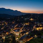 Feldkirch by Night