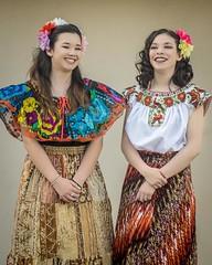 Jade & Marissa (Rainy Day Lover) Tags: chiapas puebla vestidofolklorica baile mexico