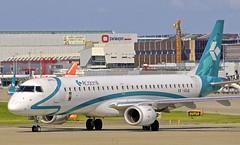 GVA/LSGG: AirDolomiti Embraer EJet 195LR (ERJ-190-200LR) I-ADJN (Roland C.) Tags: gva lsgg airport geneva cointrin switzerland airdolomiti embraer ejet e195lr e195 erj190 erj190200 erj190200lr iadjn
