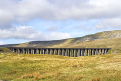 Ribblehead Viaduct (Kev Gregory (General)) Tags: north yorkshire england ribblehead viaduct batty moss carries settle carlisle railway kev gregory canon 7d