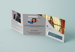 Square Trifold Brochure Design (snap_shiblu) Tags: