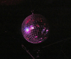 disco night (vodkcum) Tags: disco 80s concert lights purple pink black discoball club bar nighttime late party bands bored wall fun ball edm heroinhaven gaycowboytearz band music vodkcum rickysghost ufohomo