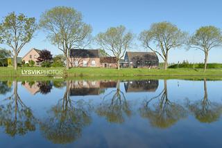 Woning aan Bazeldijk in Meerkerk