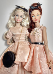 Poppy Parker (Sol Devia) Tags: poppy parker misty hollows golden holiday handmade dresses dolls by sol