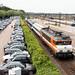 RailExperts 9901 met SNG 2302 op weg naar Bad Bentheim, 16 mei 2018