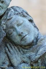 IMG_8131 (Patrick Williot) Tags: exposition vernissage ecuries sculpteur michal peintre genevieve nicolas